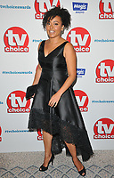 Jaye Jacobs at the TV Choice Awards 2018, The Dorchester Hotel, Park Lane, London, England, UK, on Monday 10 September 2018.<br /> CAP/CAN<br /> &copy;CAN/Capital Pictures