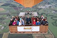 20140428 April 28 Hot Air Balloon Gold Coast