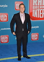 "LOS ANGELES, CA. November 05, 2018: Alan Tudyk at the world premiere of ""Ralph Breaks The Internet"" at the El Capitan Theatre.<br /> Picture: Paul Smith/Featureflash"