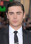 Zac Efron at The Warner Bros.Pictures L.A. Premiere of The Lucky One held at The Grauman's Chinese Theatre in Hollywood, California on April 16,2012                                                                               © 2012 Hollywood Press Agency
