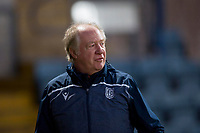 10th March 2020; Dens Park, Dundee, Scotland; Scottish Championship Football, Dundee FC versus Ayr United; Dundee assistant manager Jimmy Nicholl