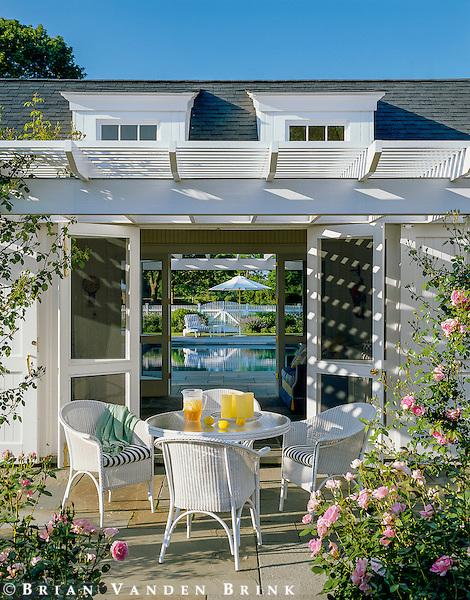 Design: Horiuchi & Solien Landscape Architects