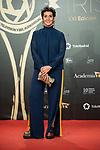 "Elvira Minguez attends ""Iris Academia de Television' awards at Nuevo Teatro Alcala, Madrid, Spain. <br /> November 18, 2019. <br /> (ALTERPHOTOS/David Jar)"