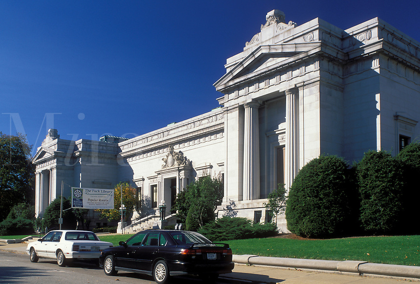 Concord, NH, New Hampshire, Historical Society in downtown Concord.