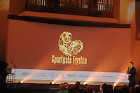 SPORT: HEERENVEEN: Trinitas, 30-01-2013, Sportgala Fryslân, Toine van Peperstraten, ©foto Martin de Jong