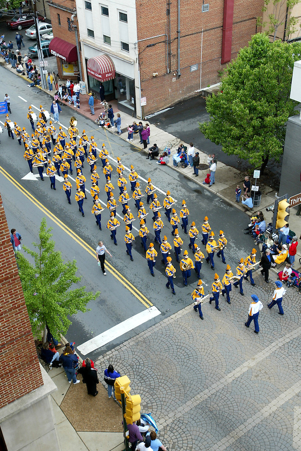 dogwood parade band
