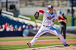2 March 2019: Washington Nationals starting pitcher Patrick Corbin on the mound during a Spring Training game against the Minnesota Twins at the Ballpark of the Palm Beaches in West Palm Beach, Florida. The Nationals defeated the Twins 10-6 in Grapefruit League play. Mandatory Credit: Ed Wolfstein Photo *** RAW (NEF) Image File Available ***