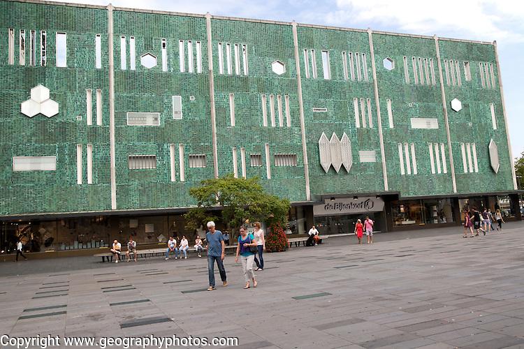 de Bijenkorf department store shop, Eindhoven city centre, North Brabant province, Netherlands
