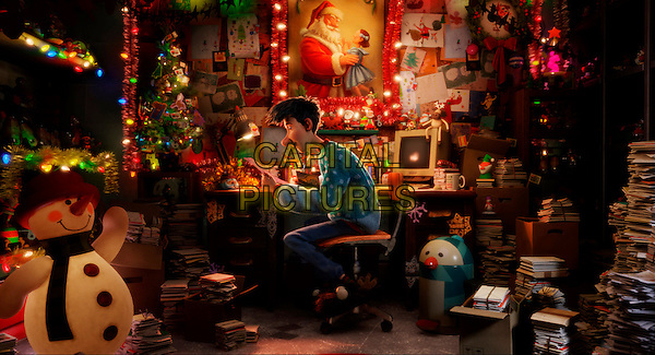Arthur (voiced by James McAvoy ).in Arthur Christmas.*Filmstill - Editorial Use Only*.CAP/PLF.Supplied by Capital Pictures.