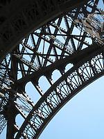 Eiffel Tower Triptych - Left
