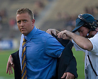 06 October 2007: ESPN announcer Kirk Herbstreit..The Ohio State Buckeyes defeated the Purdue Boilermakers 23-7 on October 06, 2007 at Ross-Ade Stadium, West Lafayette, Indiana.