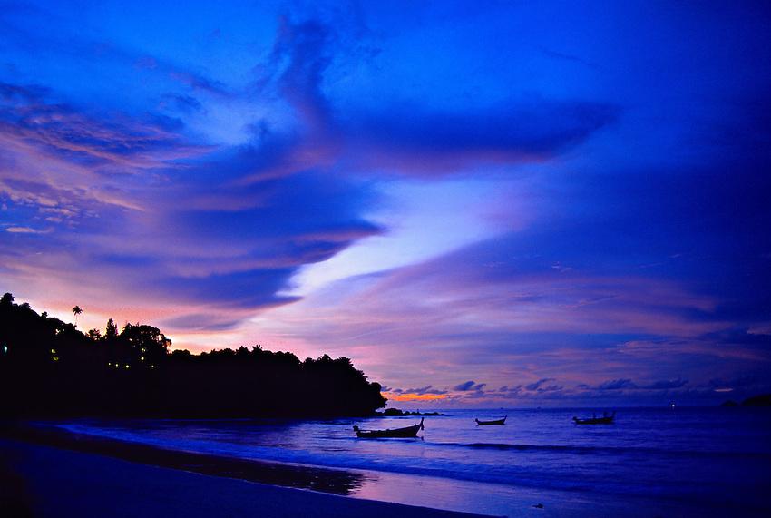 Patong Beach, Phuket Island, Thailand