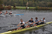 195 UTC .Reading Rowing Club Small Boats Head 2011. Tilehurst to Caversham 3,300m downstream. Sunday 16.10.2011