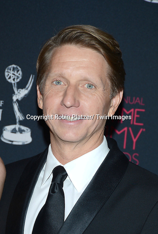 Bradley Bell attends the 40th Annual Daytime Creative Arts Emmy Awards on June 14, 2013 at the Westin Bonaventure Hotel in Los Angeles, California.