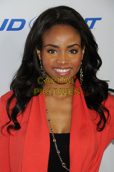"Meagan Tandy.""Jeff, Who Lives At Home"" Los Angeles Premiere held at the Directors Guild of America, West Hollywood, California, USA..March 7th, 2012.headshot portrait black pink jacket.CAP/ADM/BP.©Byron Purvis/AdMedia/Capital Pictures."