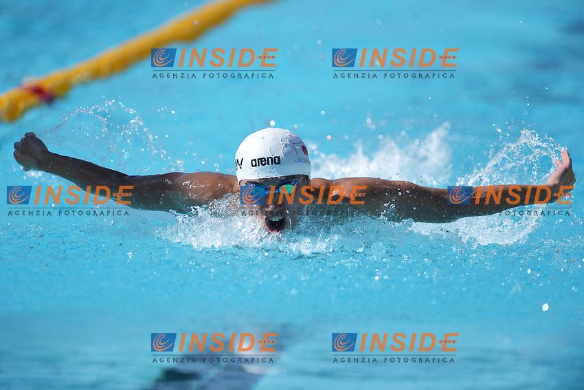 Kazuya Kaneda Japan 200m Butterfly Men.Roma 15/6/2012 Foro Italico.Nuoto Swimming 49mo trofeo settecolli.Foto Andrea Staccioli Insidefoto