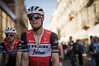 Jasper STUYVEN (BEL/Trek-Segafredo) post-race<br /> <br /> 110th Milano-Sanremo 2019 (ITA)<br /> One day race from Milano to Sanremo (291km)<br /> <br /> ©kramon