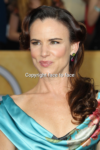 LOS ANGELES, CA - JANUARY 18: Juliette Lewis attending the 2014 SAG Awards in Los Angeles, California on January 18, 2014.<br /> Credit: RTNUPA/MediaPunch<br />