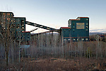 The Ashley Coal Breaker near Wilkes Barre Pennsylvania