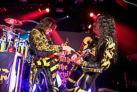 LAS VEGAS, NV - October 21, 2016: ***HOUSE COVERAGE*** STRYPER at Vinyl Las Vegas at Hard Rock Hotel & Casino in Las vegas, NV on October 21, 2016. Credit: Erik Kabik Photography/ MediaPunch