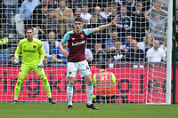Declan Rice of West Ham during West Ham United vs Everton, Premier League Football at The London Stadium on 13th May 2018
