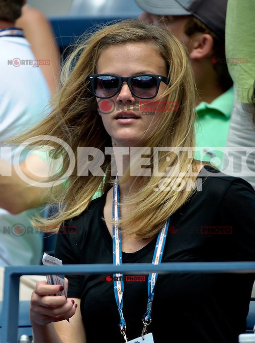NEW YORK, NY - AUGUST 27: Brooklyn Decker attends the 2012 US Open at USTA Billie Jean King National Tennis Center on August 27, 2012 in New York City MPI105 / Mediapunchinc /NortePhoto.com<br />