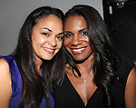 Karen Olivo & Audra McDonald attending the Opening Night Performance After Party for the Manhattan Theatre Club's 'Murder Ballad' at Suite 55 in New York City on 11/15/2012