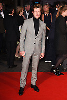 Ed Speelers at the premiere for &quot;Breathe&quot;, part of the BFI London Film Festival, at the Odeon Leicester Square, London, UK. <br /> 04 October  2017<br /> Picture: Steve Vas/Featureflash/SilverHub 0208 004 5359 sales@silverhubmedia.com