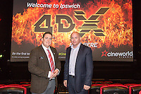 Cineworld Ipswich 4DX Launch