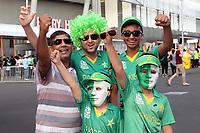 Fans and supporters. Pakistan tour of New Zealand. T20 Series. 2nd Twenty20 international cricket match, Eden Park, Auckland, New Zealand. Thursday 25 January 2018. © Copyright Photo: Shane Wenzlick / www.Photosport.nz