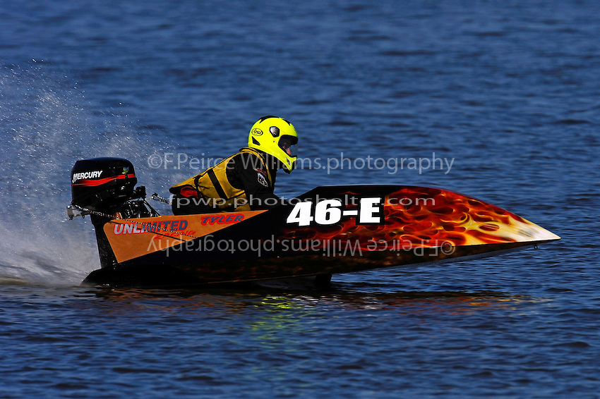 46-E  (Outboard Runabout)