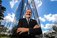 March 11, 2015. San Diego, CA. USA.| Adolfo Gonzales is the new San Diego County Probation Chief. .|Photos by Jamie Scott Lytle. Copyright.