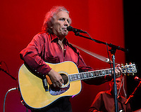 HOLLYWOOD FL - JULY 5 : Don Mclean performs at Hard Rock Live held at the Seminole Hard Rock Hotel &amp; Casino on July 5, 2012 in Hollywood, Florida. &copy; mpi04 / Media Punch Inc. *NORTEPHOTO.COM*<br />