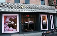 NEW YORK, NY- February 14: Asa Akira hosts Pornhub Pop-up Valentine's Shop in New York City on February 14, 2020. <br /> CAP/MPI/RW<br /> ©RW/MPI/Capital Pictures