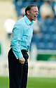 19/08/2006        Copyright Pic: James Stewart.File Name : sct_jspa13_falkirk_v_kilmarnock.FALKIRK MANAGER JOHN HUGHES SHOUTS OUT HIS INSTRUCTIONS.........Payments to :.James Stewart Photo Agency 19 Carronlea Drive, Falkirk. FK2 8DN      Vat Reg No. 607 6932 25.Office     : +44 (0)1324 570906     .Mobile   : +44 (0)7721 416997.Fax         : +44 (0)1324 570906.E-mail  :  jim@jspa.co.uk.If you require further information then contact Jim Stewart on any of the numbers above.........