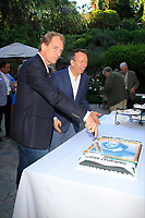 LOS ANGELES - APR 9: Julian Sands, David Rambo at The Actors Fund's Edwin Forrest Day Party and to commemorate Shakespeare's 453rd birthday at a private residence on April 9, 2017 in Los Angeles, California