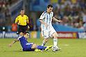 Lionel Messi (ARG), JUN 15, 2014 - Football / Soccer : FIFA World Cup Brazil<br /> match between Argentina and Bosnia Herzegovina at the Maracana Stadium in Rio de Janeiro, Brazil. (Photo by AFLO)