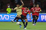 Independiente Medellin perdio en casa 1x0 ante Itagui en la liga postobon del torneo finalizacion del futbol de colombia