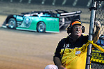 Sep 12, 2010; 12:13:46 AM; Rossburg, OH., USA; The 40th annual running of the World 100 Dirt Late Models racing for the Globe trophy at the Eldora Speedway.  Mandatory Credit: (thesportswire.net)