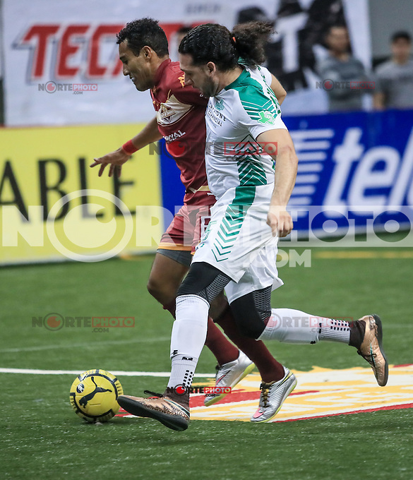 Soles De Sonora vs SideKiks MASL 2016-2017<br /> Photo: Luis Gutierrez / NortePhoto
