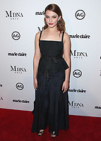 WEST HOLLYWOOD, CA - JANUARY 11:  Cailee Spaeny at Marie Claire's Image Maker Awards 2018 at Delilah on January 11, 2018 in West Hollywood, California. (Photo by Scott Kirkland/PictureGroup)