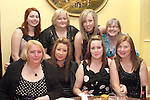 Debbie Whelan with all her workmates from Evans at her 40th in The Star and Crescent...Photo NEWSFILE/Jenny Matthews.(Photo credit should read Jenny Matthews/NEWSFILE)....This Picture has been sent you under the condtions enclosed by:.Newsfile Ltd..The Studio,.Millmount Abbey,.Drogheda,.Co Meath..Ireland..Tel: +353(0)41-9871240.Fax: +353(0)41-9871260.GSM: +353(0)86-2500958.email: pictures@newsfile.ie.www.newsfile.ie.FTP: 193.120.102.198.