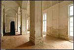 Scultura internazionale al Castello di Aglie. Sculpture exhibition in the park of the Castle of Aglie.