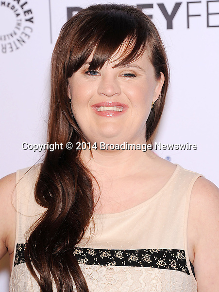 Pictured: Jamie Brewer<br /> Mandatory Credit &copy; Ann Porter/Broadimage<br /> Paleyfest 2014: American Horror Story COVEN<br /> <br /> 3/28/14, Hollywood, California, United States of America<br /> <br /> Broadimage Newswire<br /> Los Angeles 1+  (310) 301-1027<br /> New York      1+  (646) 827-9134<br /> sales@broadimage.com<br /> http://www.broadimage.com