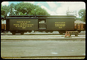 Side view baggage car #165.<br /> D&amp;RGW