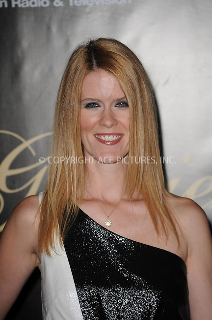 WWW.ACEPIXS.COM . . . . . ....June 3 2009, New York City....TV personality Alex McCord arriving at the 34th Annual AWRT Gracie Awards Gala at The New York Marriott Marquis on June 3, 2009 in New York City.....Please byline: KRISTIN CALLAHAN - ACEPIXS.COM.. . . . . . ..Ace Pictures, Inc:  ..tel: (212) 243 8787 or (646) 769 0430..e-mail: info@acepixs.com..web: http://www.acepixs.com