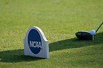 HOUSTON, TX - MAY 12: The Division III Women's Golf Championship held at Bay Oaks Country Club on May 12, 2017 in Houston, Texas. (Photo by Rudy Gonzalez/NCAA Photos/NCAA Photos via Getty Images)