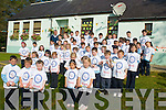 CLEAN-UP: Pupils of Coolick National School who took part in a clean up near the school on Friday last.   Copyright Kerry's Eye 2008