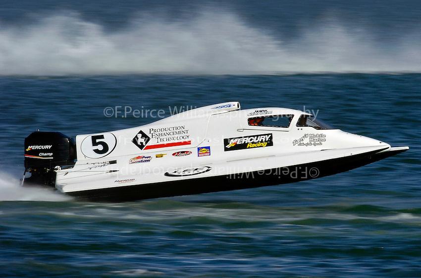 Jason Campbell (#5)   (Formula 1/F1/Champ class)