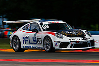 #99 AM Motorsports/Kelly-Moss, Porsche 991 / 2018, GT3P: Alan Metni (M)